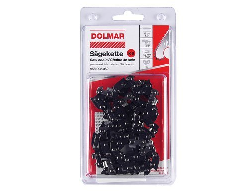 Dolmar 958099064 Chainsaw Chain Nr.13 45 cm, 64G 1.5 mm, f.PS52+PS111 by Dolmar