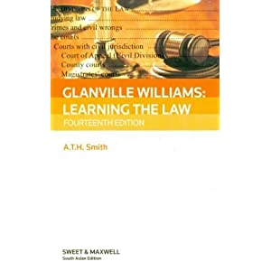 Learning the Law, (Indian Economy Reprint)
