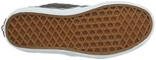 Vans Y Atwood (Canvas) - Sneaker, , taglia Nero (Noir (Pewter/White))