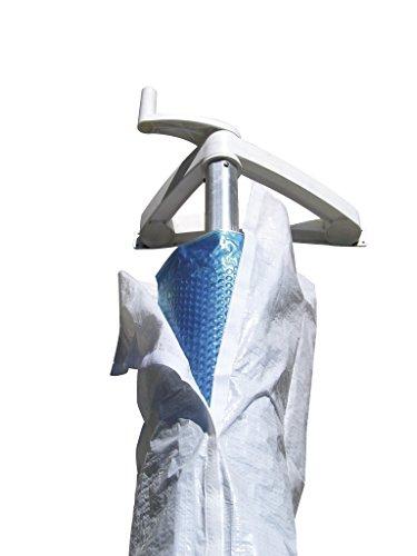 Horizon Ventures hv-16wc Sommer Jacke für Solar Decke/Rollen, 16', weiß