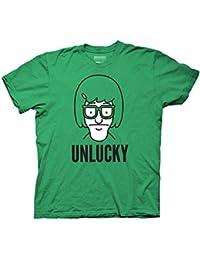 Bob's Burgers Unlucky Tina Graphic T-Shirt