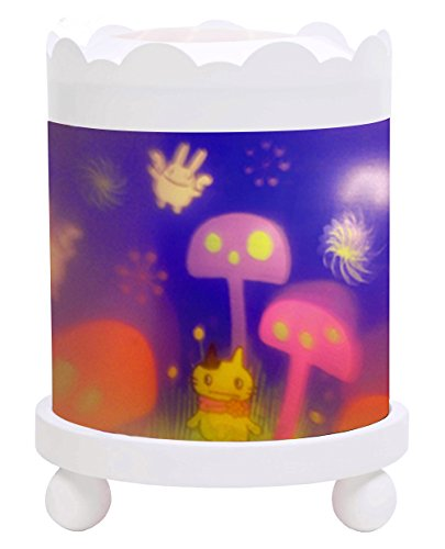 Trousselier 43m16wgb 12V Merry Go Round Littlest Pet Shop lampada da notte