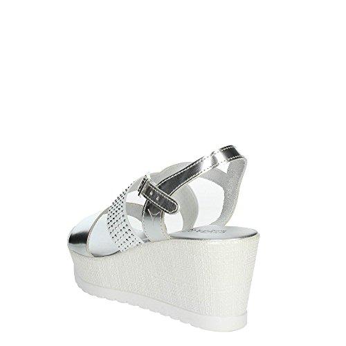 Cinzia Soft IG9475 001 Sandale Femme Argent