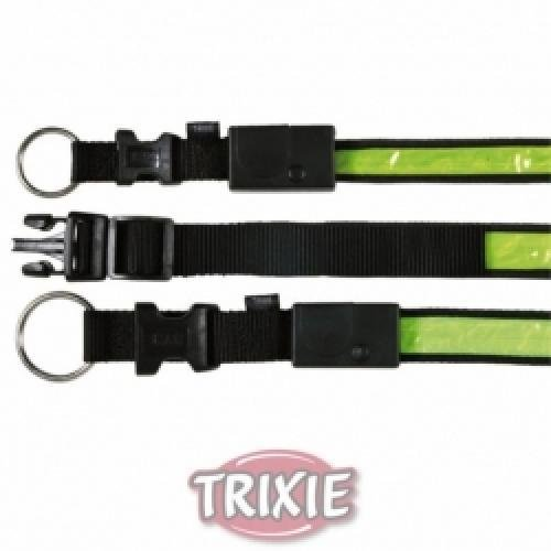 Artikelbild: Trixie 13301 Flash und Reflect' Halsband, S-M 30-40 cm/20 mm