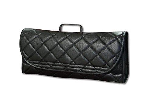 Mercedes-Benz Luxus Auto, Van, Truck schwarz Leder Kofferraum Organizer-passend für alle Modelle