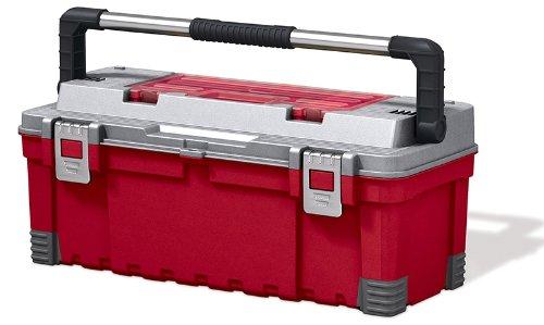 """Preisvergleich Produktbild KETER Werkzeugkasten 26"""" HAWK mit Organizer"""