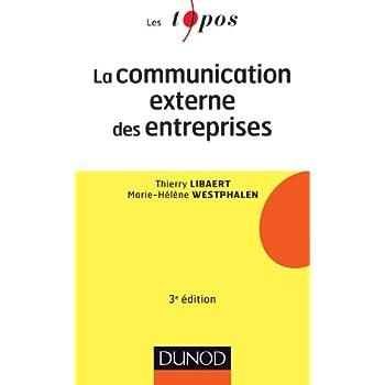 La communication externe des entreprises - 3e édition