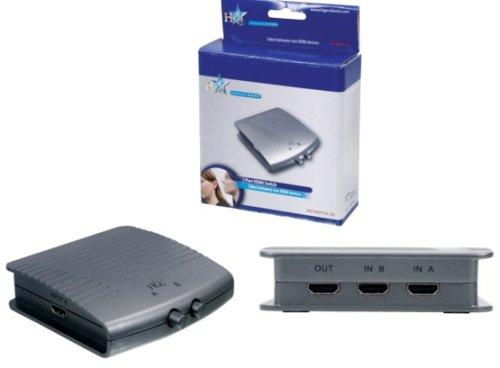 HQ 2 Port HDMI Umschalter - AV-SWITCH-20 (Av-umschalter-hdmi)