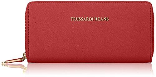 trussardi-jeans-levanto-75p491xx-portamonete-21-cm-rosso-bordeaux