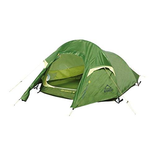 Mckinley Trek-Zelt Compact 2.0 - grün/d'grün, Größe:-