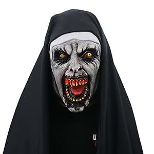 runnerequipment Halloween Kost/üm Schwarz Maleficent Horns Party Cosplay Headwear B/öse K/önigin Hut Prop