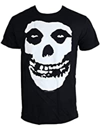Live Nation Shirt Metal Men's Misfits - Skull PE10374TSBP