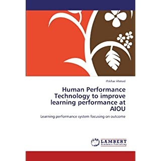 Human Performance Technology to improve learning performance at AIOU: Learning performance system focusing on outcome