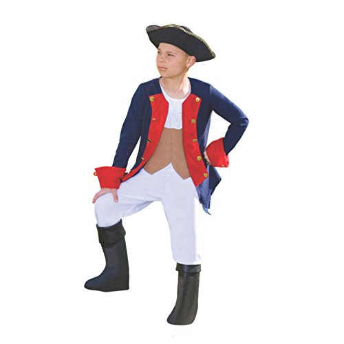 Kostüm Boy Big - Morph OMPAL3627S Kostüm Boys Patriot S