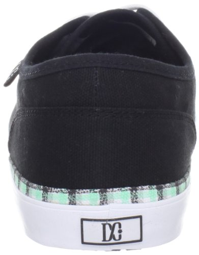 DC Shoes Studio Ltz, Scarpe basse Donna Nero (Black)
