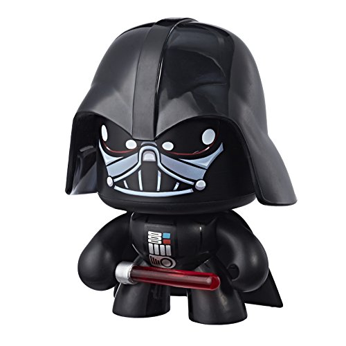 Mighty Muggs- Figura Coleccionable de Star Wars, Darth Vader, (Hasbro E2169EU4)