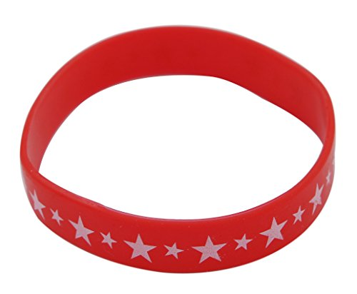 etoiles-bracelets-silicone-stars-wristband-rouge-red
