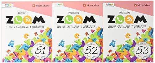 LENGUA 5 ANDALUCIA TRIM+ FOCO 5 ZOOM