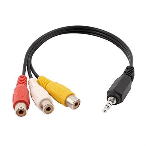 sourcingmapr-3-rca-femelle-audio-connecteur-video-a-jack-35-mm-bouchon-adaptateur-w-cable-2-pcs