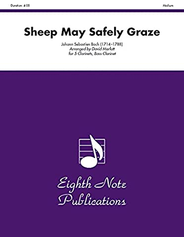 Sheep May Safely Graze: Score &