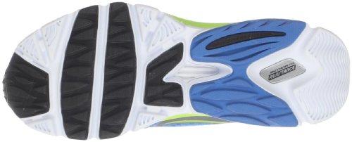 Skechers Prospeed 52086 BKSL, Scarpe da ginnastica uomo Blu (Blau/BLLM)