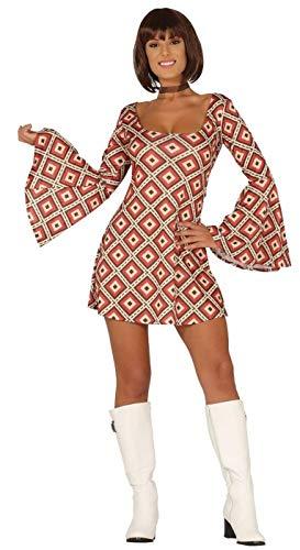 Enter-Deal-Berlin Damen Kostüm 70 Jahre Disco Girl Größe 42-44 (L)