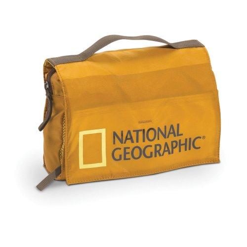 National Geographic NG A9200 Africa Trousse de voyage pour petits accessoires + Effets perso