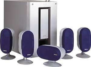 Sony SA-VE705 Système d'Enceintes Nombre d'Enceintes:5
