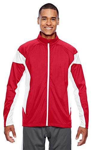 Équipe 365tt34Elite Maillot de Performance zippée pour femme SP RED/WHT