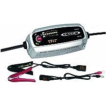 CTEK MXS5.0 Caricabatteria 12V-5A (Con Compensazione Automatica di Temperatura)