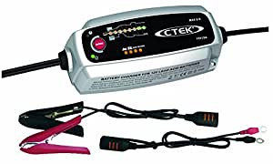 CTEK MXS 5.0 Autobatterie-Ladegerät, 12 V