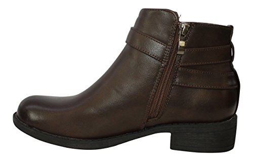 Bottines STYLE LOW BOOTS Marron