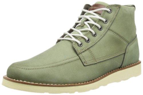 Quiksilver SHEFFIELD KTMSL253-GGOS, Sneaker uomo, Grigio (Grau (GREY GREY OF