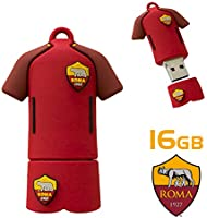 Pen Drive 16 GB Techmade Camiseta Roma