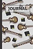 Journal: Kids Electric Guitar and Amp Journal / Notebook to Write in