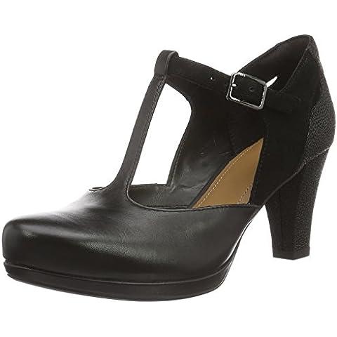 Clarks Chorus Gia - Zapatos de Tacón Mujer