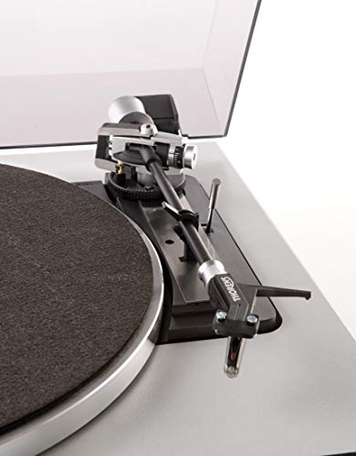 Thorens TD 190-2 - Tocadiscos (Corriente alterna, 115-230V, 50-60 Hz, Negro, Metal, 440 x 120 x 360 mm)