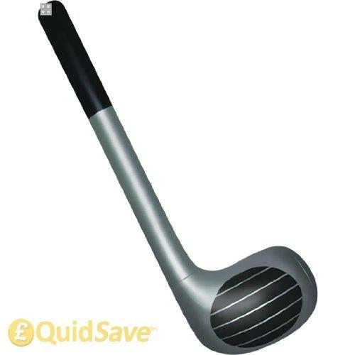7x Aufblasbare 92cm lange Golfschläger, Zubehör für ()