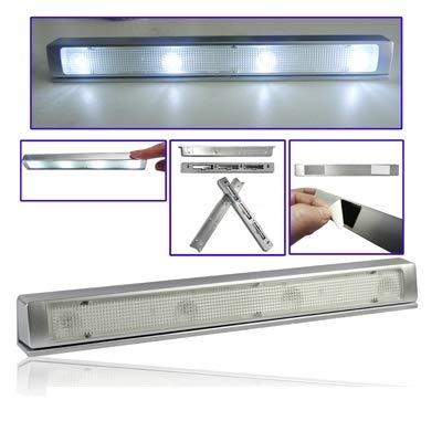 TONGTAIRUI-LIGHTS LED-Lampen für Zuhause Mini Utility Schüttelsensor 4-LED Licht Lampe Glühbirnen -