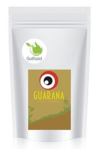 Goldener Zweig – Pures Guarana Pulver ohne Zusätze – 1kg Guaranapulver