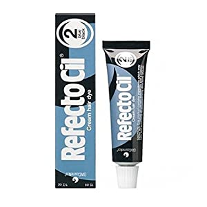 REFECTOCIL Cream Hair Tint Blue Black .5 oz by RefectoCil