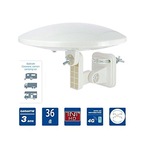 Veka - Antena portátil HD exterior impermeable