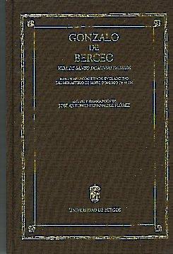 Vida de Santo Domingo de Silos por Gonzalo de Berceo. (Edición facsimil) por José Antonio Fernández Flórez