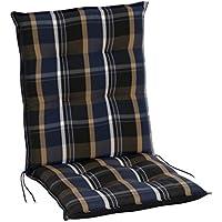 Cuscino per sedia a schienale basso Dehner Usedom ca. 105 x 50 x 8 ...