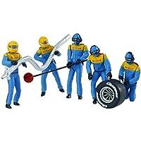 Carrera Set de Figuras, Color Azul (20021132)