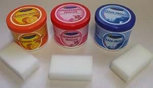 AQUA cLEAN *- gel nettoyant pour la maison & jardin 3 x 500 g