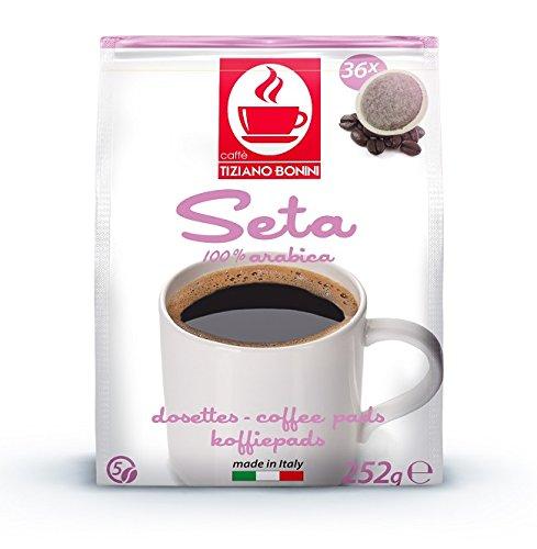 SENSEO Kaffeepads - Sorte: SETA - 360 Stück (10 Pack à 36 Pads) Kompatible Kaffeepads von Caffè...