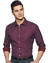 2687c32ed36 Reds Men s Formal Shirts  Buy Reds Men s Formal Shirts online at ...