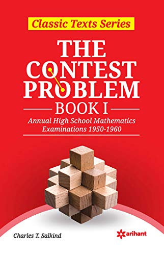 The contest problem book 1 by Charles T. Salkind