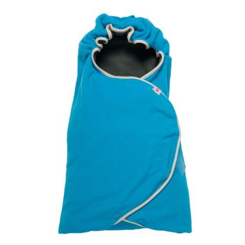 Lodger BLM510 Wrapper Motion Einwickeldecke und Spieldecke, ultramarine blau